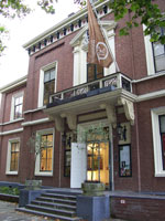 Theater Het Oude Raadhuis in Hoofddorp, Noord-Holland