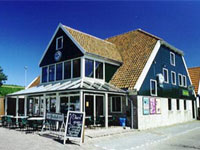 Theater Restaurant Klif 12 in Texel, Noord-Holland