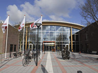 Theater Koningshof in Maassluis, Zuid-Holland