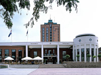 TheaterHotel De Oranjerie in Roermond, Limburg