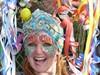 Carnaval in Lampegat in Eindhoven, Noord-Brabant