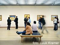 Van Gogh Museum in Amsterdam, Noord-Holland