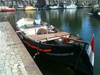 Watertaxi Hoorn in Hoorn, Noord-Holland