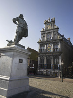 Westfries Museum in Hoorn, Noord-Holland