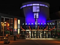 Zaantheater in Zaandam, Noord-Holland