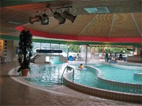 Zwembad De Hooghe Waerd in IJsselstein, Utrecht