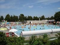 Zwembad De Vosse in Hillegom, Zuid-Holland